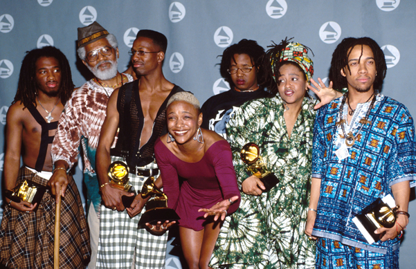 Arrested Development 1993 Grammy Awards, Tennessee music, history, culture and heritage from the Tennessee Historical Society.