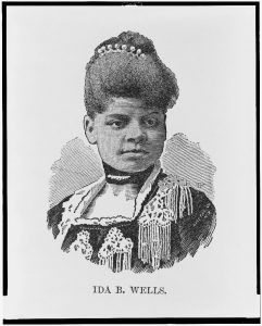 Ida B. Wells-Barnett. Library of Congress, Tennessee history, heritage and culture – Tennessee Historical Society.