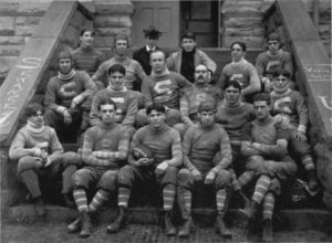 Sewanee 1899 Football Team, find Tennessee culture, history, heritage and more at the Tennessee Historical Society.